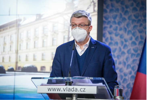 Havlíček : all stores might open from next Monday » Prague Monitor / Czech News in English
